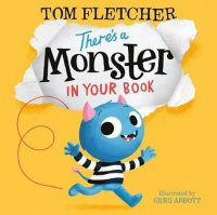 There´s a Monster in Your Book - Tom Fletcher