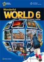 WONDERFUL WORLD 6 STUDENT´S BOOK