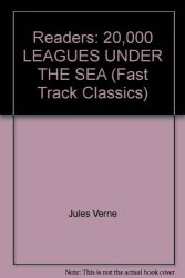 20,000 LEAGUES UNDER THE SEA + CD PACK (Fast Track Classics - Level UPPER INTERMEDIATE)