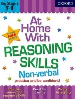 AT HOME WITH REASONING SKILLS: NON VERBAL (Age 7-9)