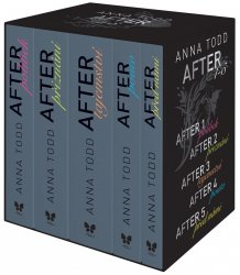 After (1-5) - komplet - Anna Todd