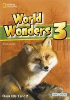 WORLD WONDERS 3 CLASS AUDIO CD