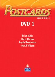 Postcards 1 DVD with Guidebook - Abbs Brian;Barker Chris
