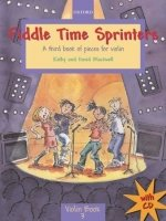 FIDDLE TIME SPRINTERS + AUDIO CD PACK
