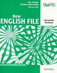 New English File Intermediate Workbook - Clive Oxenden