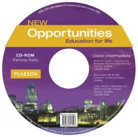 New Opportunities Upper-Intermediate CD-ROM - Patricia Reilly