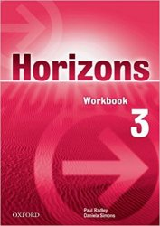 HORIZONS 3 WORKBOOK (International English Edition)