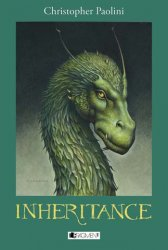 Inheritance - Paolini Christopher [E-kniha]