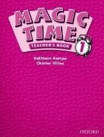 MAGIC TIME 1 TEACHER´S BOOK