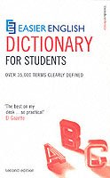 Easier English Student Dictionary Over 35,000 Terms Clearly Defined