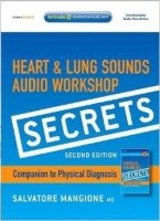 Secrets Heart & Lung Sounds Audio Workshop 2nd Ed.