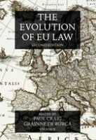 Evolution of Eu Law, 2nd. Ed.