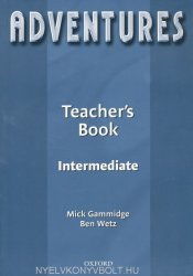 ADVENTURES INTERMEDIATE TEACHER´S BOOK