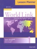 WORLD LINK Second Edition 1 LESSON PLANNER WITH TEACHER´S RESOURCES CD-ROM