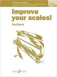 Improve your scales! G3 piano - Paul Harris