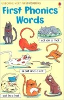 First Phonics Words (Very First Reading)