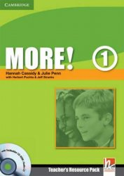 More! 1Teacher´s Resource Pack with Testbuilder CD-ROM Extra - Hannah Cassidy