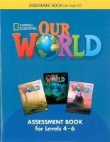 Our World Level Starter Lesson Planner with Class Audio CD & Teacher's Resource CD-ROM