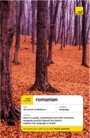 Teach Yourself Romanian (Book with Audio CD)