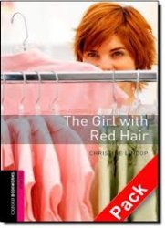 Oxford Bookworms Library New Edition Starter Girl with the Red Hair with Audio CD Pack