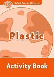 Oxford Read and Discover Level 2 Plastic Activity Book - Louise Spilsbury