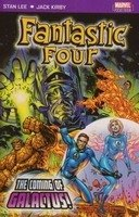 FANTASTIC FOUR: COMING OF GALACTUS