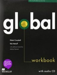 Global Intermediate: Workbook without key + CD - Adrian Tennant