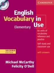 Eng Vocab in Use 2nd Edn Elem: Edn w Ans & CD-ROM - Michael McCarthy