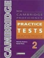NEW CAMBRIDGE PROFICIENCY PRACTICE TESTS 2 STUDENT´S BOOK WITH KEY + CD PACK