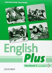 English Plus 3 Workbook + Multi-ROM Pack (International Edition) - Janet Hardy-Gould