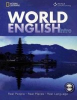 WORLD ENGLISH INTRO STUDENT´S BOOK + CD-ROM PACK