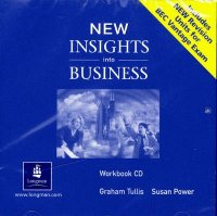 New Insights into Business BEC Workbook CD