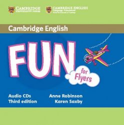 Fun for Flyers 3rd Edition: Audio CD - Anne Robinson