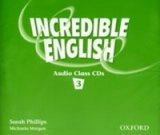 INCREDIBLE ENGLISH 3 CLASS AUDIO CDs /3/