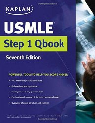 Kaplan USMLE Step 1 Qbook, 7th Ed.