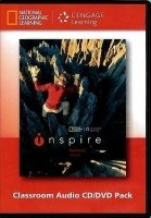 Inspire 1 Classroom Audio CD/DVD Pack