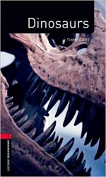 OXFORD BOOKWORMS FACTFILES New Edition 3 DINOSAURS with AUDIO CD PACK