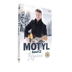 Motýl Band - CD + DVD - neuveden