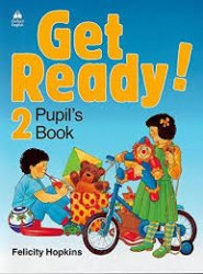 GET READY! 2 PUPIL´S BOOK