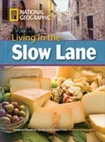 FOOTPRINT READERS LIBRARY Level 3000 - LIVING IN THE SLOW LANE + MultiDVD Pack