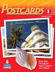 Postcards 1 with CD-ROM and Audio - Abbs Brian;Barker Chris