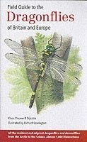 Field Guide to Dragonflies of Britain and Europe