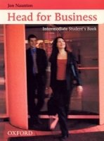 HEAD FOR BUSINESS INTERMEDIATE STUDENT´S BOOK