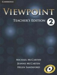 Viewpoint 2 Teacher´s Edition with CD/CD-ROM - Michael McCarthy