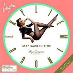 Step Back In Time: The Definitive Collection - 2 CD - Minogue Kylie