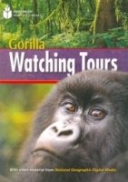 FOOTPRINT READERS LIBRARY Level 1000 - GORILLA WATCHING TOURS + MultiDVD Pack