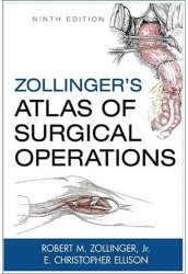 Zollinger's Atlas of Surgical Operations, 9th Ed.