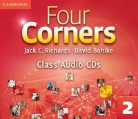 Four Corners 2: Class Audio CDs - Jack C. Richards