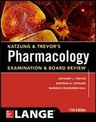 Katzung & Trevor's Pharmacology Examination And Board Review, 11th ISE