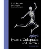 Apley's System of Orthopaedics and Fractures, 9th Ed.